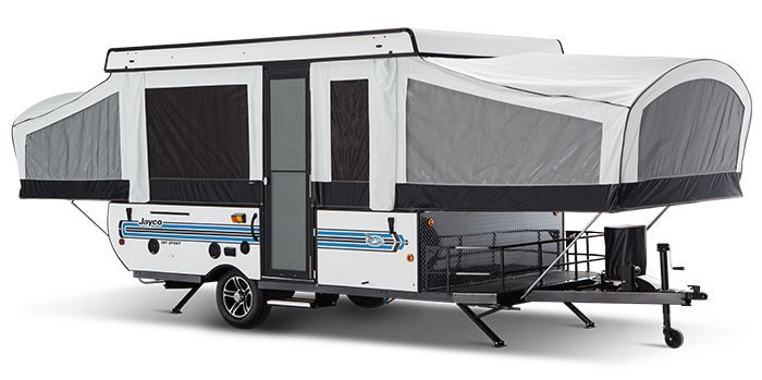 From rugged and rustic to comfy and cozy, the agile and reliable 2017 Jay Sport camping trailer makes getting away--your way--a breeze. With five lifetime warranties, you can count on it.