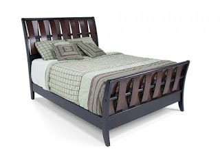 i am concept: Dreamweaver Queen Bed