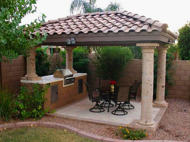 Natural stone cantera columns pillars gazebo home for Cantera pillars