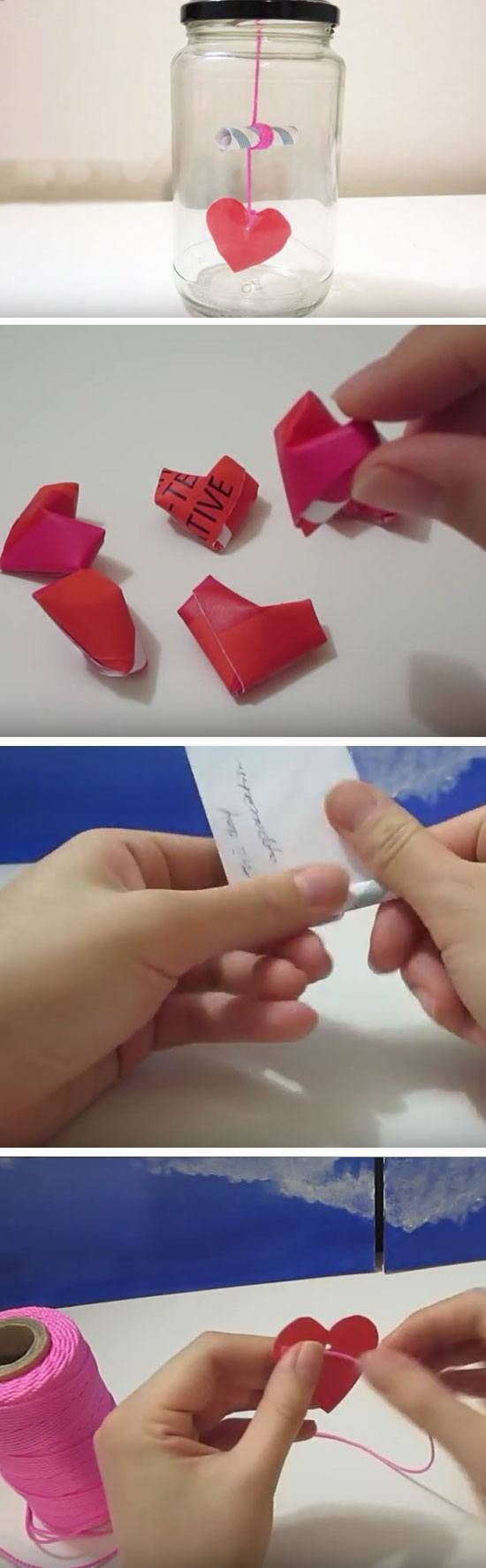 Message in a Bottle | Easy DIY Anniversary Gift Ideas for Him