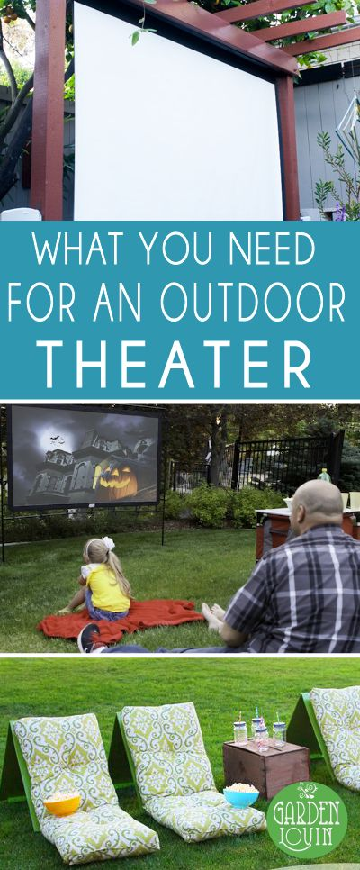 I have dreams of outdoor theatres. I'm not just saying that, it's true. Several years ago my husband and I went on a cruise. Our favorite part of the cruise (other than the food of course) was the movie under the stars. Every night after dark the ship had a giant