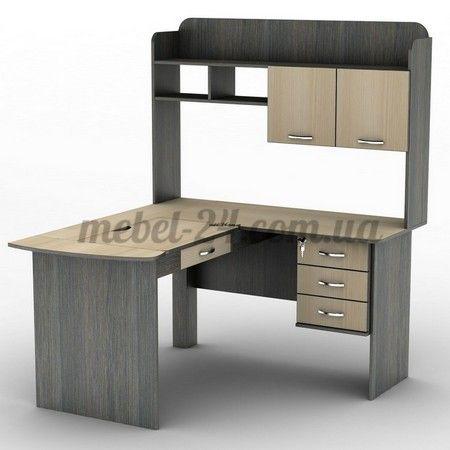 Стол для ноутбука СУ 14, угловой стол для ноутбука, Купить в Запорожье - Днепре, недорого от производства Тиса, цена
