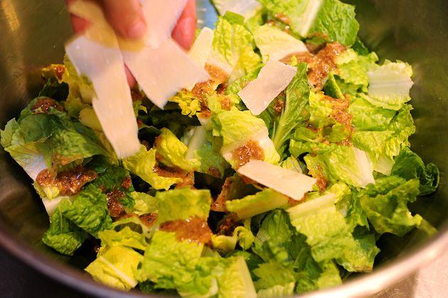 My Caesar Salad | Recipe