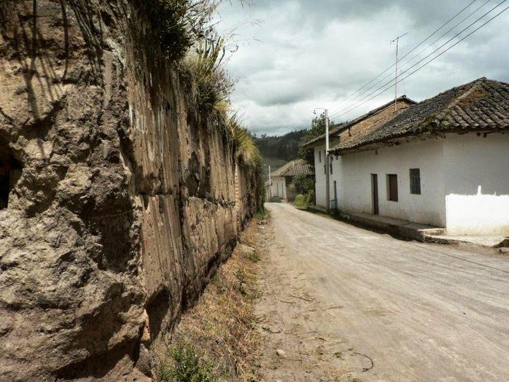 Sección San Pedro Municipio de Potosí Qhapaq Ñan - Colombia