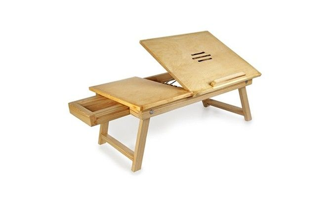 Get Great Deals on Lance Laptop Table (Natural Finish) at WoodenStreet. Buy Wooden Furniture Online with ✓Elegant Designs ✓Free Shipping