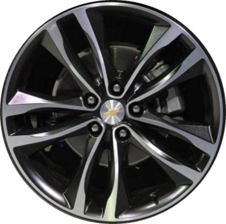 Chevrolet Malibu Wheels