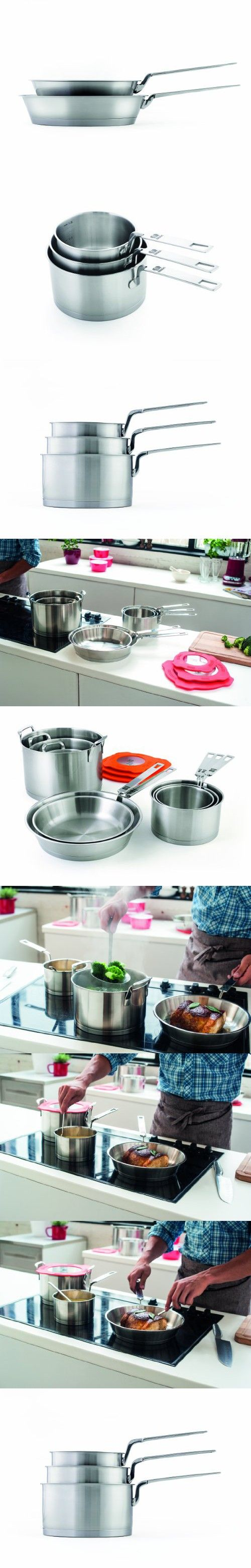 Beka Nest 3-Piece Saucepan Set