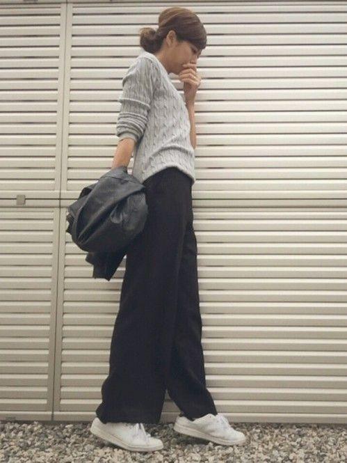 """絶対使える!冬のユニクロ""""着回し優秀トップス""""6着♡ - Locari(ロカリ)"""