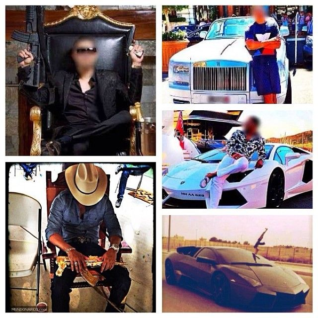 Mexican Drug Lord 'Busted' Because Of His #Supercar Lifestyle On Instagram! Click on the image to find out more... #real-lifeScarface