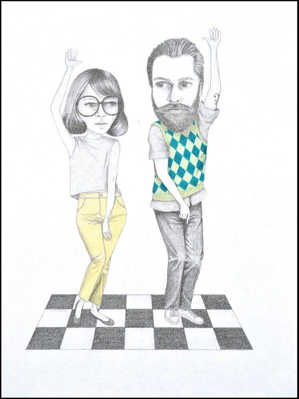 Hipsters dance too - Mette Nørhede