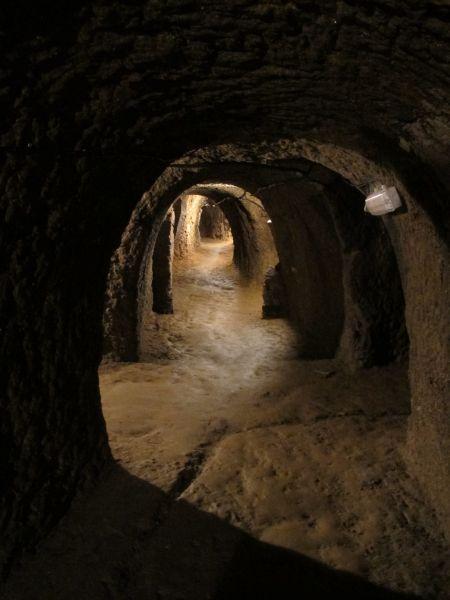 Podzemí (prohlídky), Světlá nad Sázavou | Portál kulturního a přírodního dědictví Kraje Vysočina