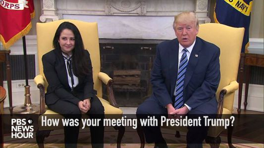 After spending 3 years in an Egyptian jail Aya Hijazi met with PBS NewsHours Judy Woodruff for her first American media interview since her release  #news #alternativenews