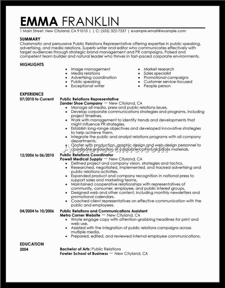 company resume example amazing business resume examples to get