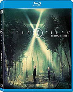 Amazon.com: X-files, The Complete Season 5 Blu-ray: David Duchovny, Gillian Anderson, R. W. Goodwin, Kim Manners, Peter Markle: Movies & TV