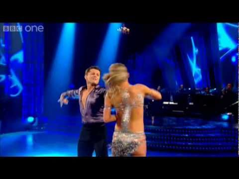 ▶ Semi Final: Chris Hollins' Rumba - YouTube