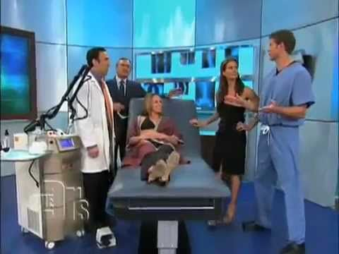 Stretch Mark Removal--CoolBeam Fractional Erbium Laser on The Dr.'s. I want this!