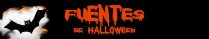 Fuentes de Halloween Gratis