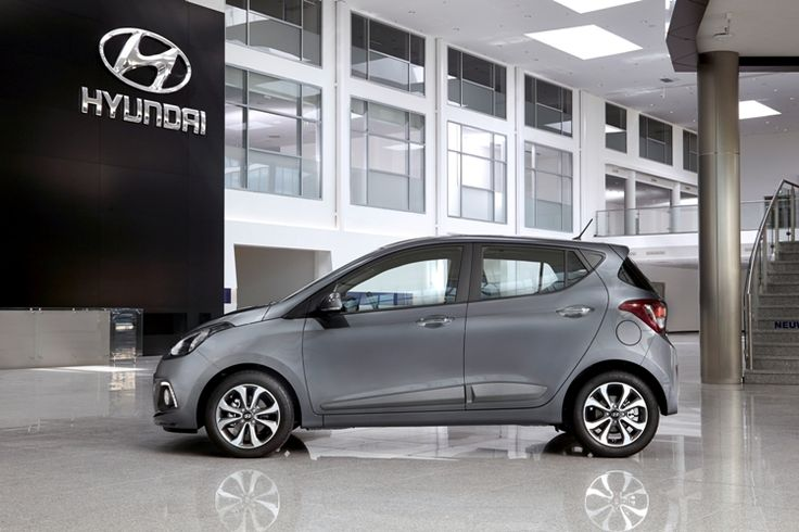 Hyundai New Generation i10 launch at IAA