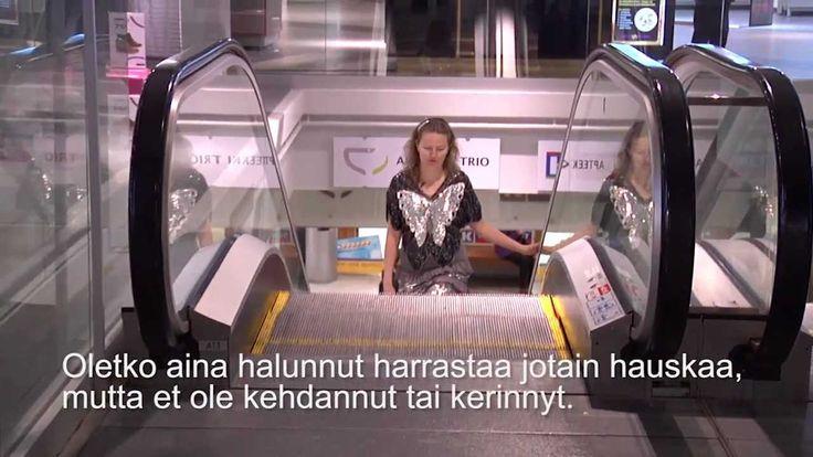 Tosielämän Sankarit -kampanja liikuttaa Päijät-Hämeessä.