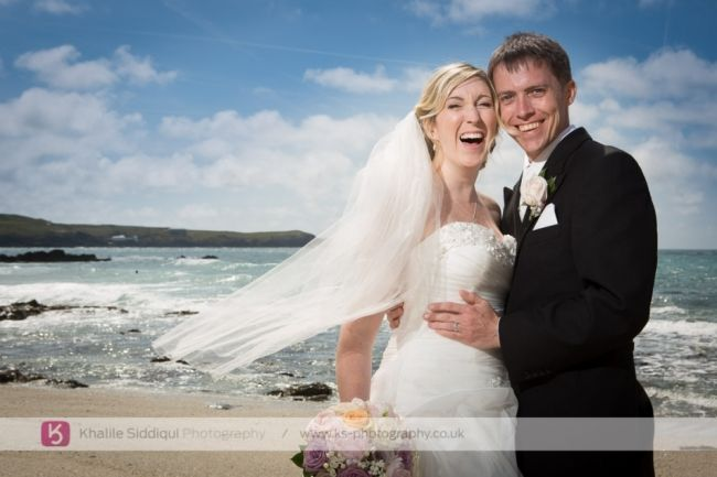 Gemma & Grahams Fistral Beach Hotel wedding
