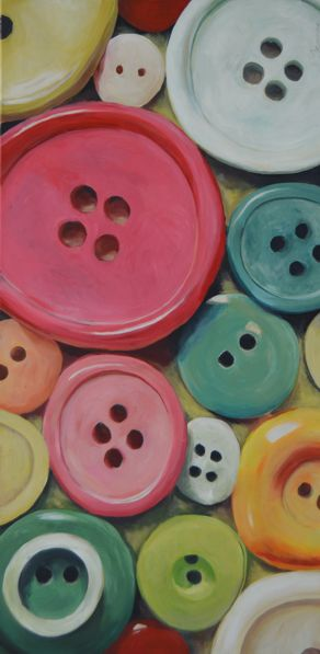 Button Club (50 x 100cm)   CHF 380.-