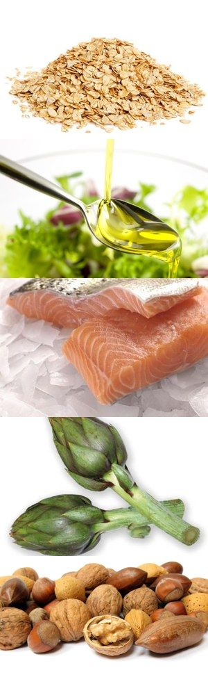 Cinque ottimi alimenti che abbassano il colesterolo