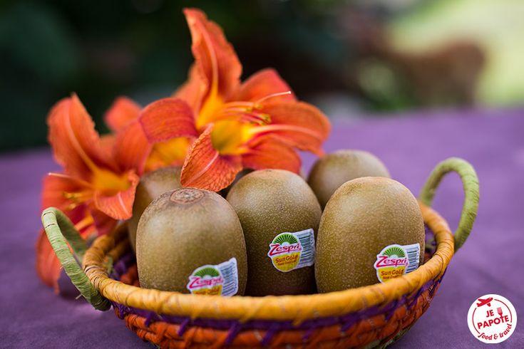 Mon fruit préféré : le Kiwi jaune ou Kiwi Gold