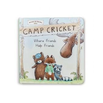 Camp Cricket Book by Bunnies by the Bay