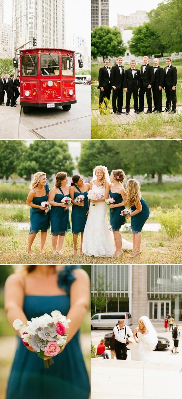 A Clic Lake Michigan Wedding Ancd In Tradition
