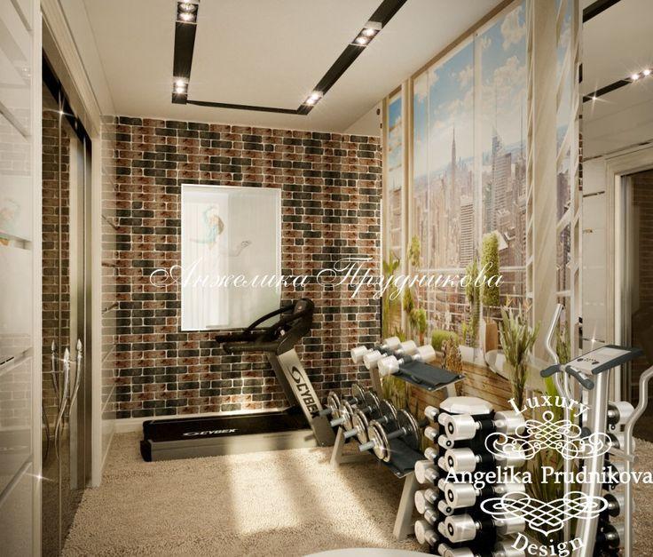 Дизайн проект интерьера Таун Хауса в Элитном Поселке Парк Авеню - фото