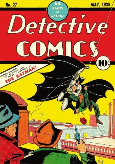 Most valuable comic book in the world.: Books Covers, Detective Comic, Comic 27, The Batman, Batman Comic, Comic Books, Comic Covers, Dccomic, Dc Comic