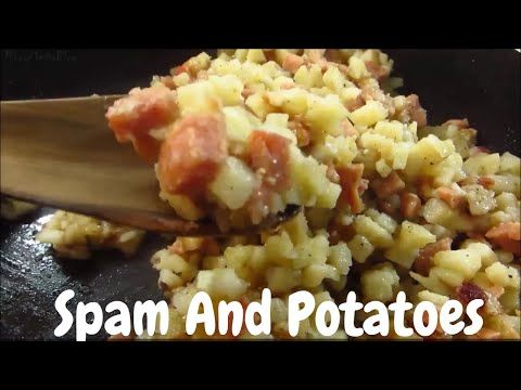 Spam and Potatoes - Pinoy Media Blog - YouTube