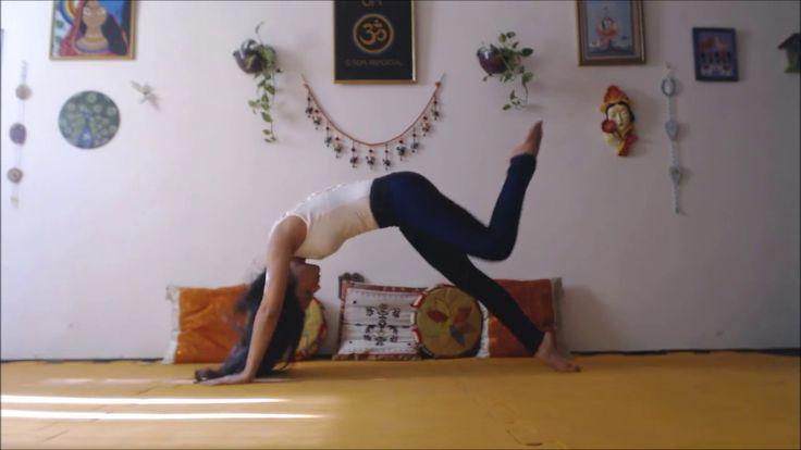 Sequência de Shivam Yoga