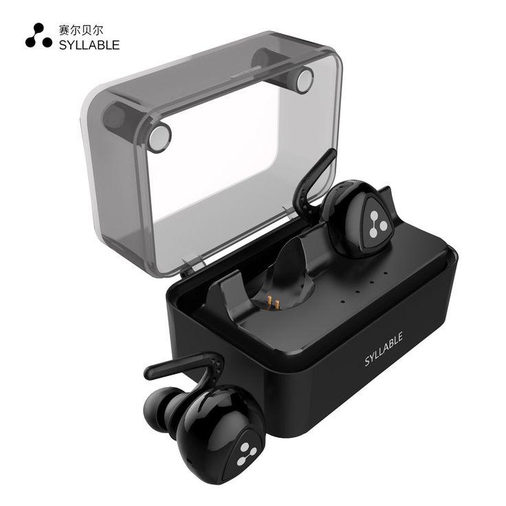 SYLLABLE D900MINI Bluetooth V4.1 Headset Fone de Ouvido Bluetooth Earphone