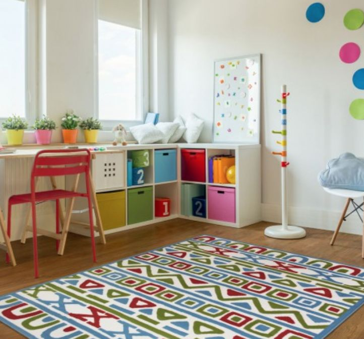 Colorfull kids room