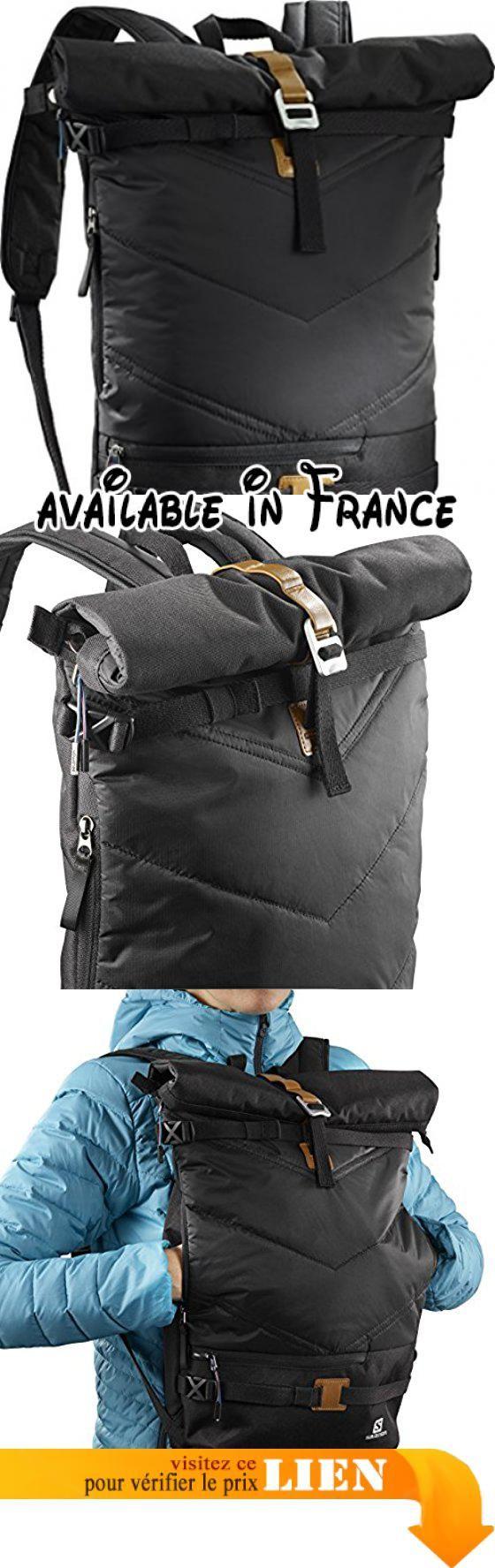 B072KRTSXC : Salomon gear Loft 10 Sac à Dos de Randonnée Mixte Adulte Noir Taille Unique. Noir. Size: Taille Unique. Unisexe - Adulte
