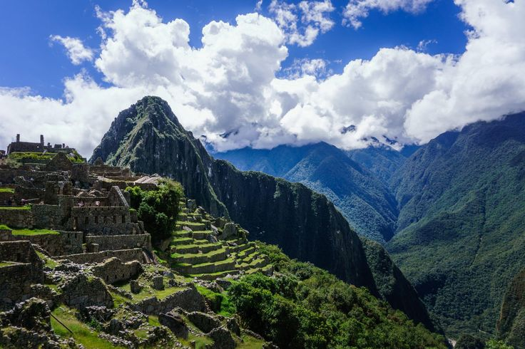 The four-day, three-night trek through the Andes Mountains on Peru's Inca Trail is one of the world's most sought-after backpacking trips, and with good reason. Built by the Incas in the 15th century, the route traverses the Andean mountains between Cusco and Machu Picchu and was built as a