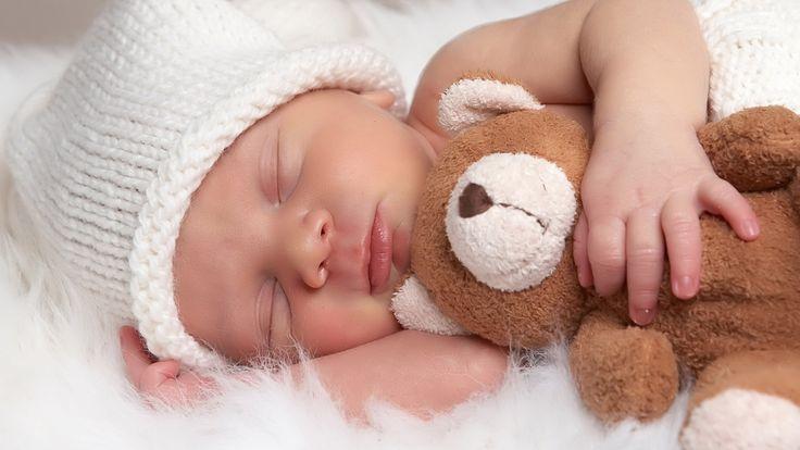 Sleeping Baby HD Wallpaper