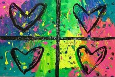 http://2soulsisters.blogspot.com/2016/03/steve-penley-hearts.html Kim & Karen: 2 Soul Sisters (Art Education Blog): Steve Penley Hearts