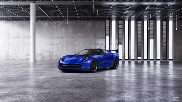 Chevrolet Corvette C7 Coustumized