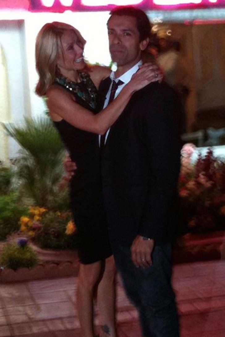 Kelly Ripa and Mark Consuelos Celebrate 21 Years of Marriage With Intimate Photos