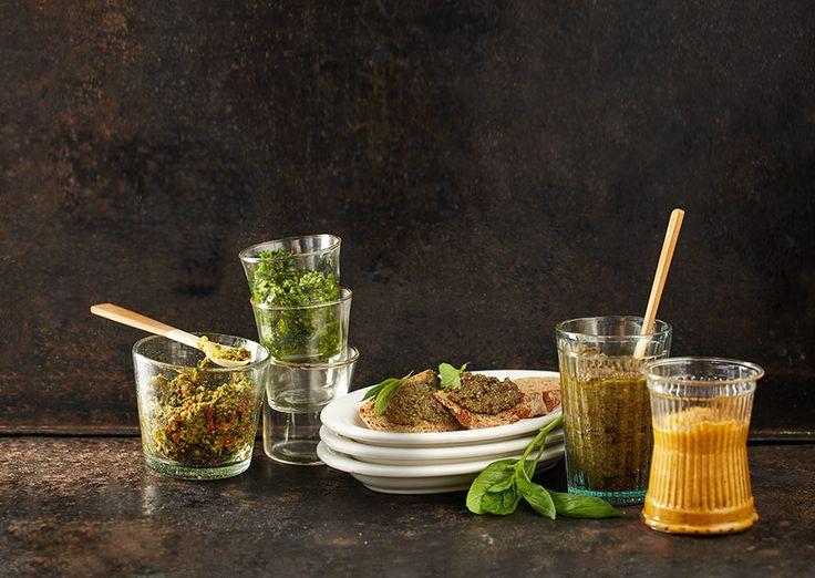 Paprika - Pesto, ein gutes Rezept aus der Kategorie Sommer. Bewertungen: 40. Durchschnitt: Ø 3,8.