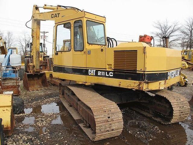 1986 CAT 211 LC Excavator  Price: $14,500.00  Year: 1986  Serial Number: 5CC00258  Hours: 7,475  Engine: 94hp Perkins Diesel