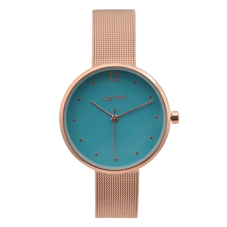 Ladies Watch with Rose Gold Bracelet Y 2008RV - https://www.loftyswatches.com/shop/ladies-watch-with-rose-gold-bracelet-y-2008rv/