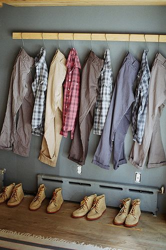 Madras Shirts and Light Khakis.