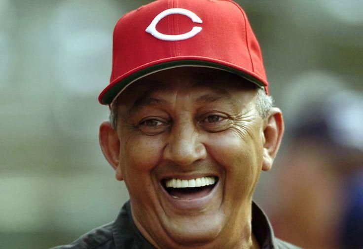 """David Concepciónes de retórica clara.  El ex campocorto de losRojos de Cincinnative una gran diferencia entre el béisbol de su época y el actual:""""El béisbol de ahora es muy material"""