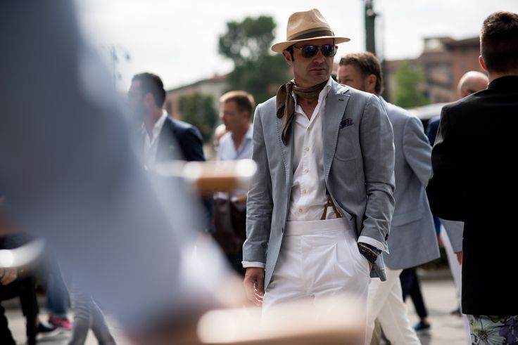 Pitti Uomo Spring 2017: Best Florence Street Style, Day 1 Photos   W Magazine
