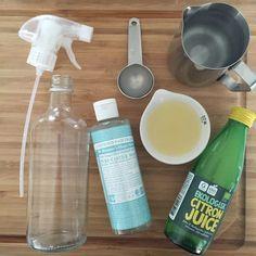 Kp DIY | Så gör du din egen allrengöring på 5 min | Kemikaliepappan | För mer omtanke