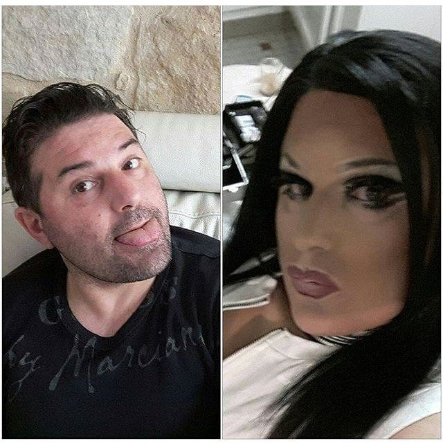 @elisamiok (France) -> DM ALSO your #beforeandafter  and #followme ** transformationtuesday #makeup #instamood #tranny #tgirl #shemale androgynous #dragqueen #transvestite #transgender #transexual girl #dragqueenmakeup #ladyboy #makeup #instagay #mtf #rupauldragrace #drag #crossdressing #photooftheday #lgbt #queer #crossdresser diva  #rupaul #crossdress #travesti #transformation #genderfluid  #men #women #artist twoface style boyandgirl world gay lesbian lgbt gayworld
