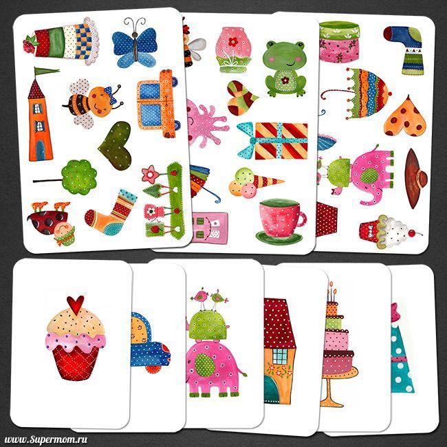 ¿En qué tablero encontramos cada dibujo?